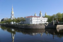 The Nikolskiy Cathedral